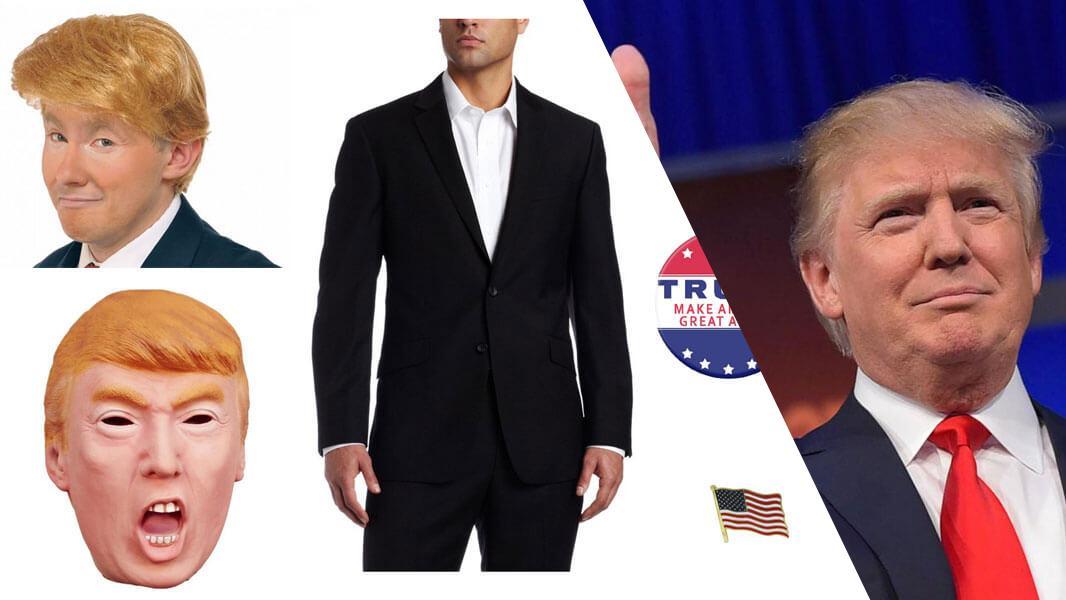 Donald Trump Cosplay Tutorial