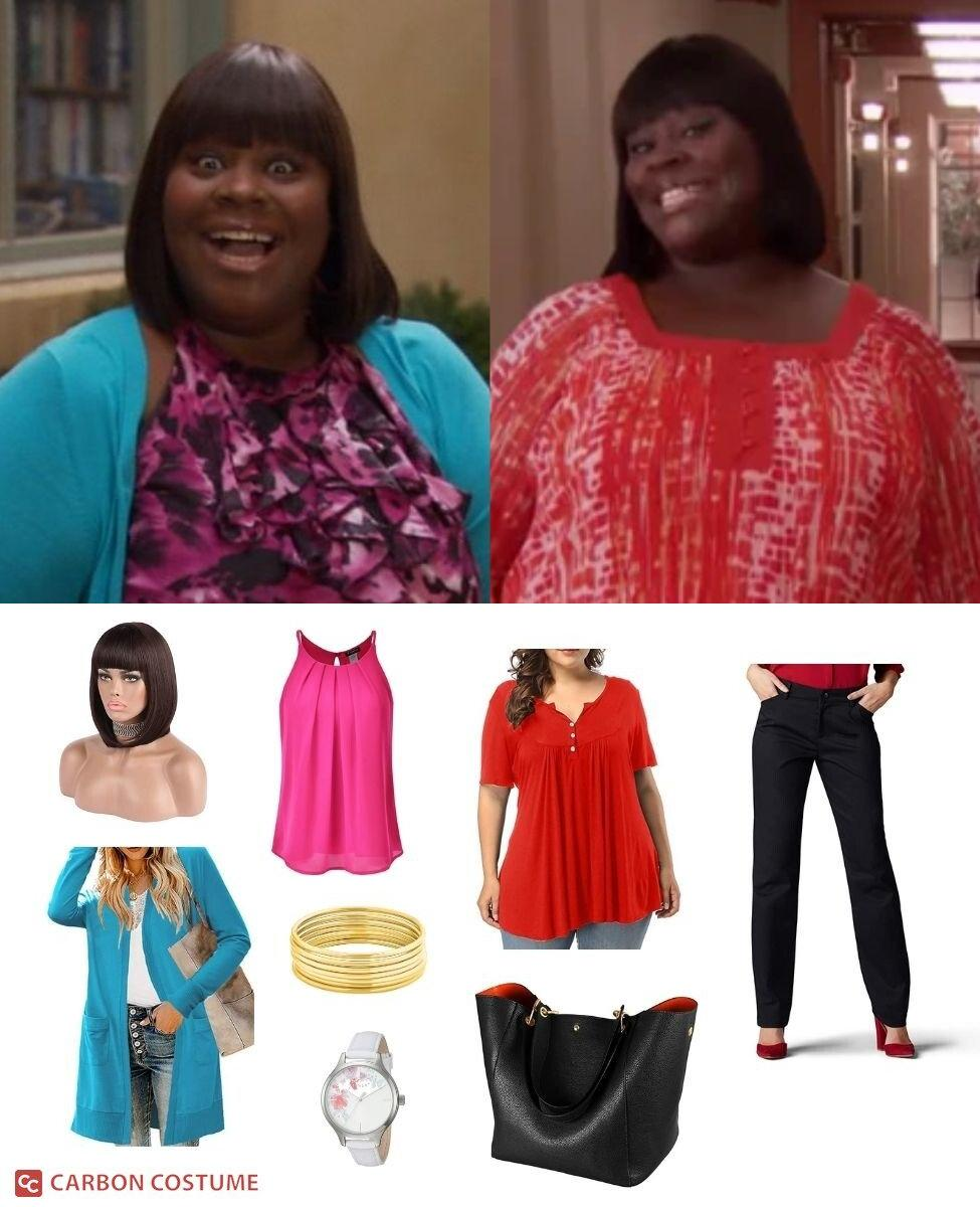 Donna Meagle from Parks and Recreation Cosplay Guide
