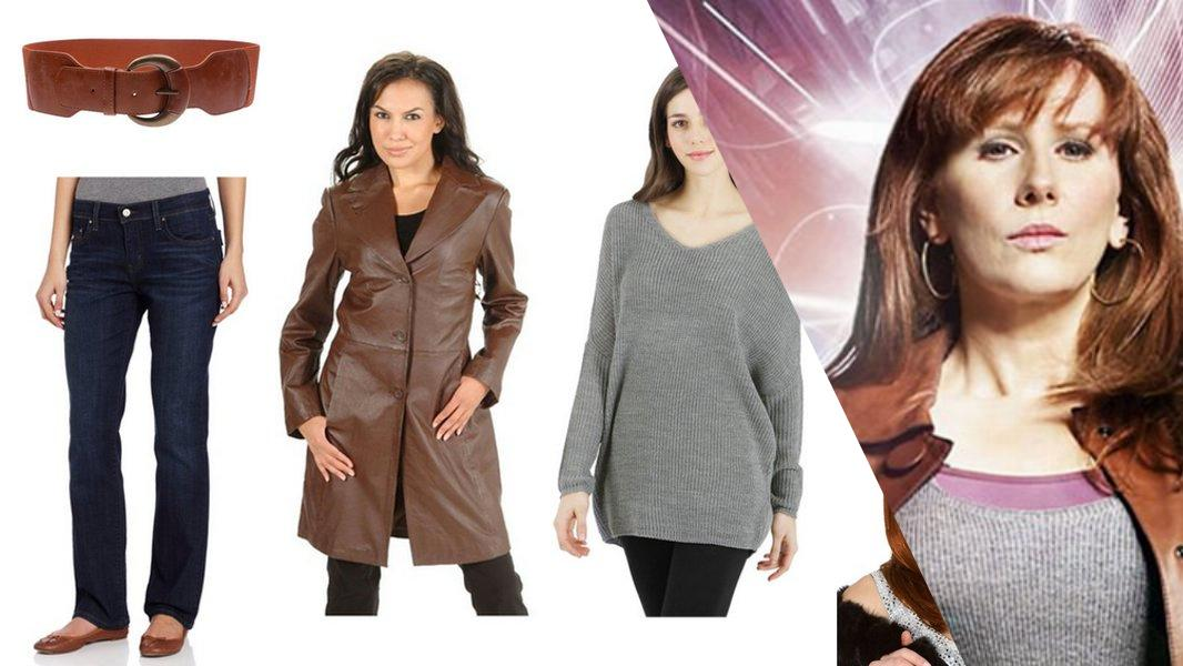 Donna Noble Cosplay Tutorial