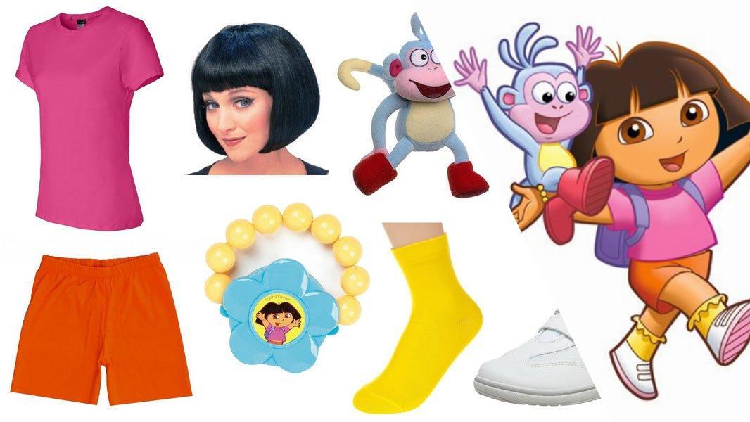 Dora the Explorer Cosplay Tutorial