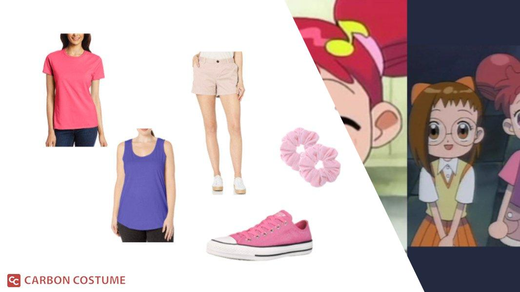 Dorie from Magical DoReMi Cosplay Tutorial