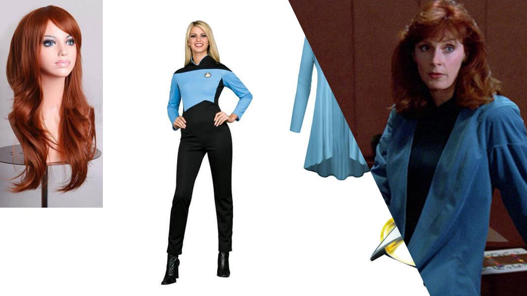 Dr. Beverly Crusher Cosplay Tutorial