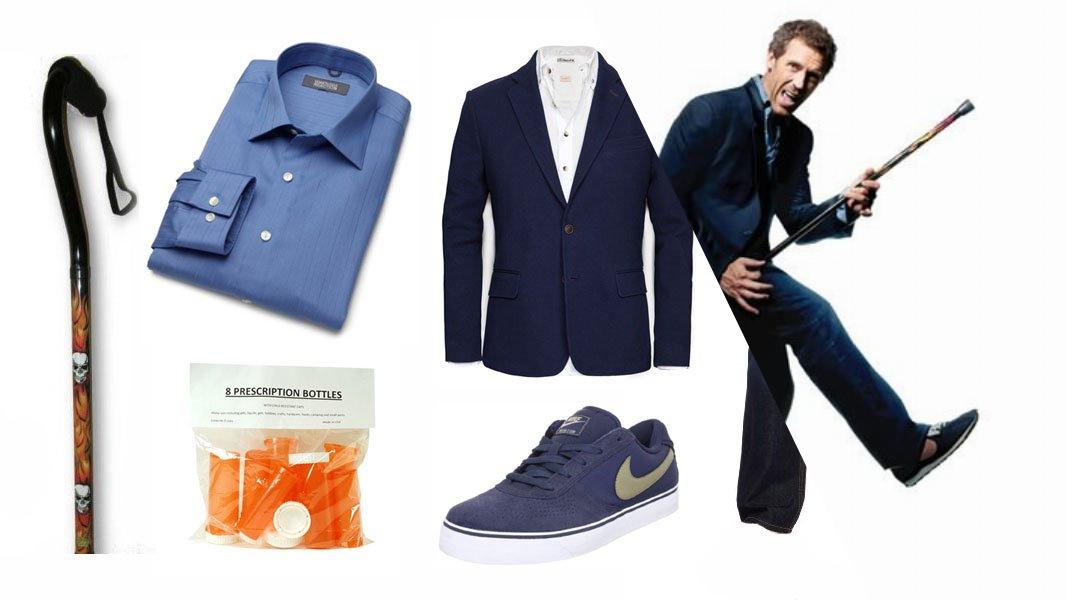 Dr. Gregory House Cosplay Tutorial