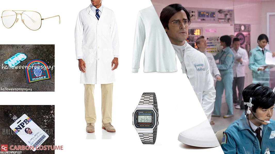Dr. James Mantleray from Maniac Cosplay Tutorial