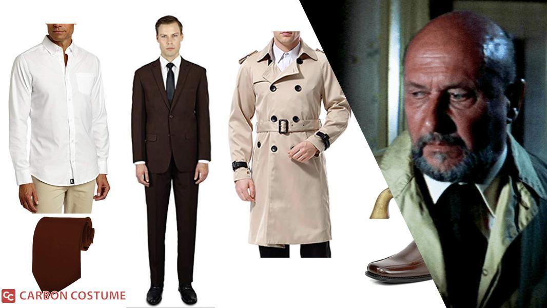 Dr. Loomis Cosplay Tutorial