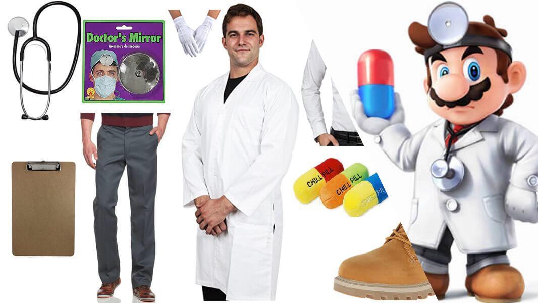 Dr. Mario Cosplay Tutorial