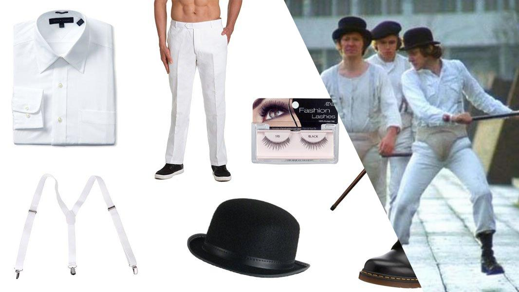 Droogs Cosplay Tutorial