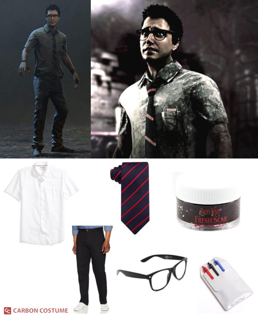 Dwight Fairfield from Dead by Daylight Cosplay Guide