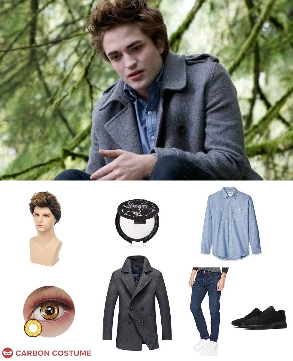 Edward Cullen Cosplay Guide