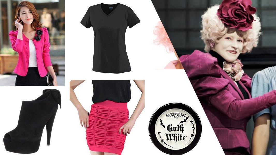 Effie Trinket Cosplay Tutorial