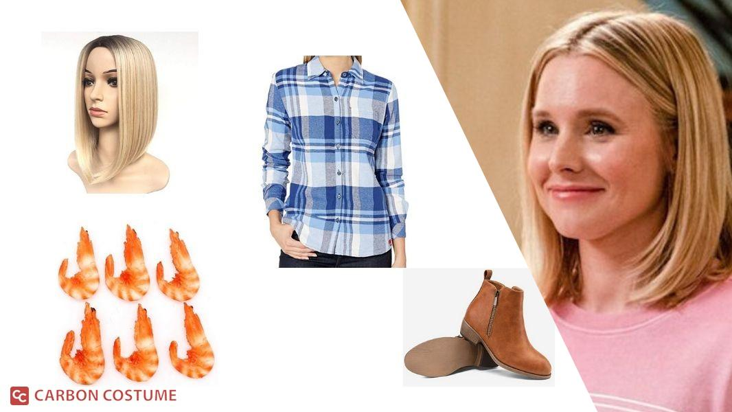 Eleanor Shellstrop from The Good Place Cosplay Tutorial