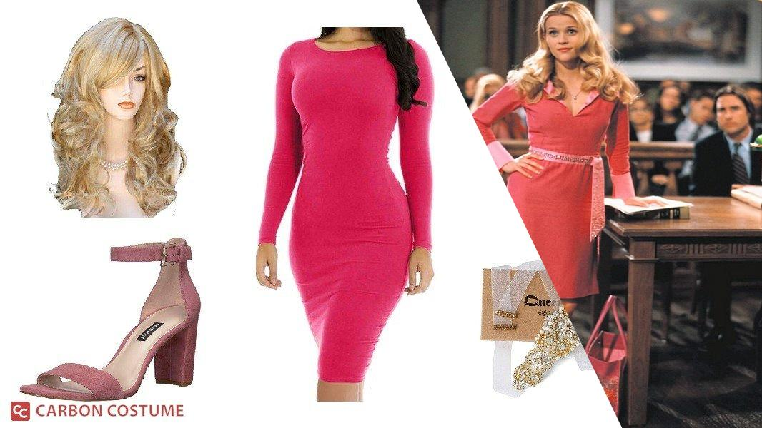 Elle Woods from Legally Blonde Cosplay Tutorial