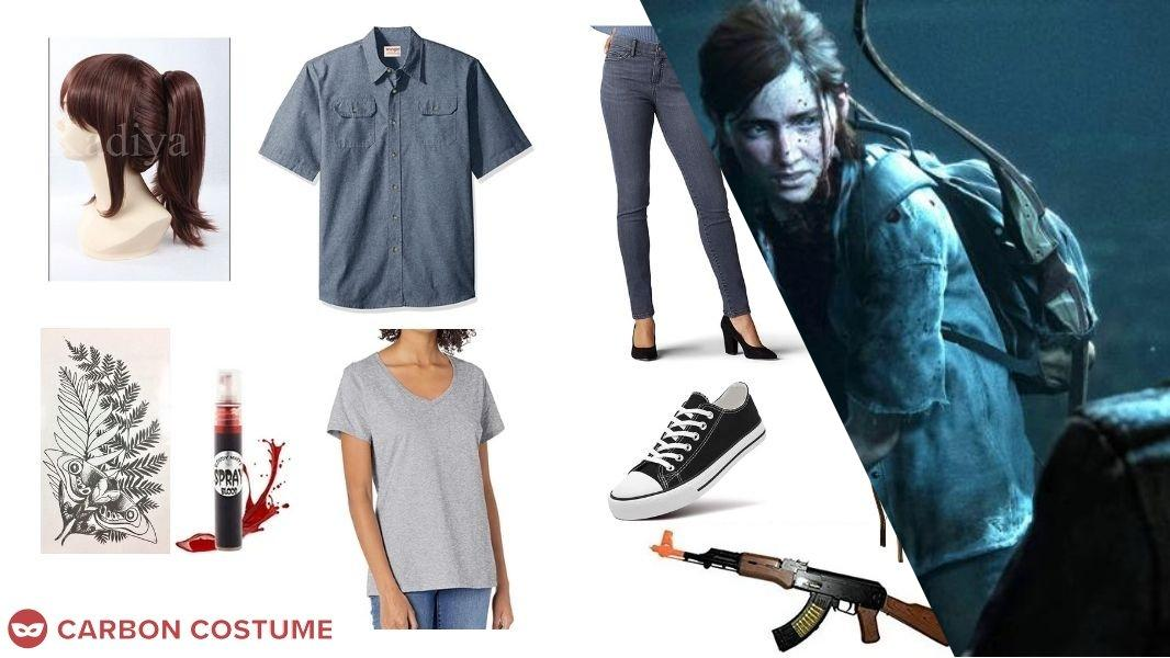 Ellie from The Last of Us 2 Cosplay Tutorial