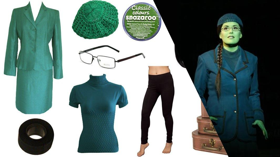 Elphaba from Wicked Cosplay Tutorial