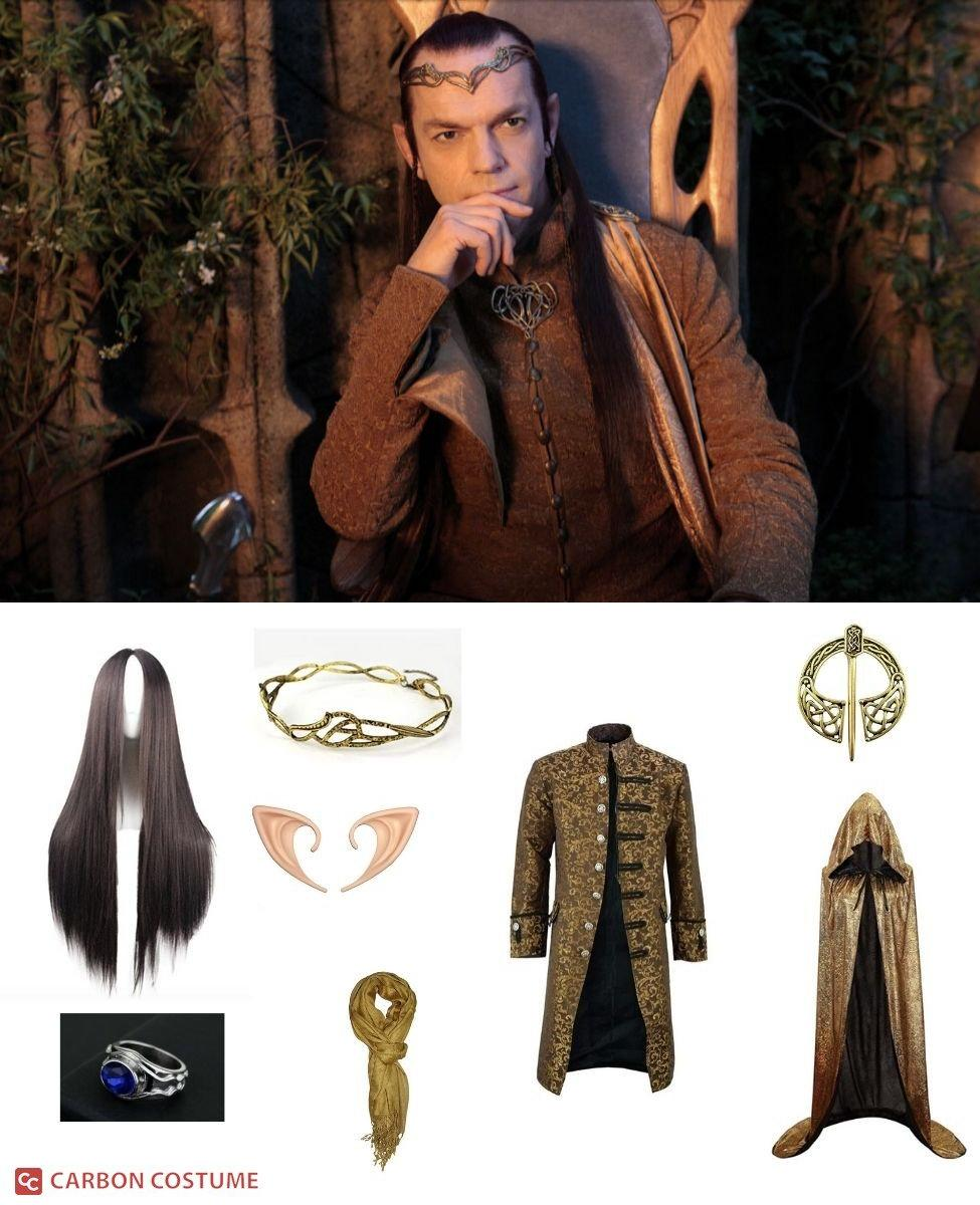 Elrond in The Hobbit Cosplay Guide