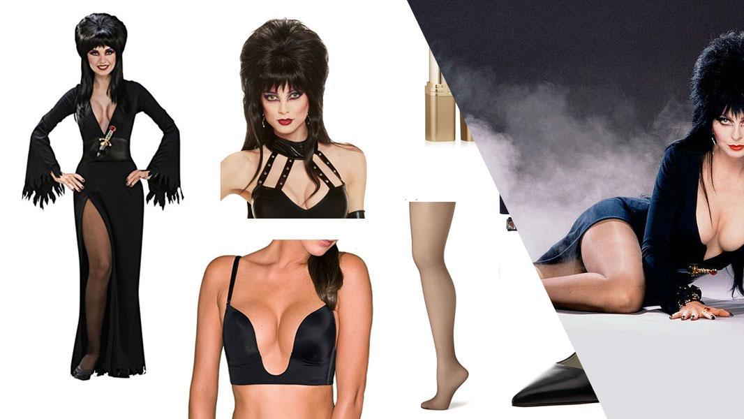 Elvira, Mistress of the Dark Cosplay Tutorial