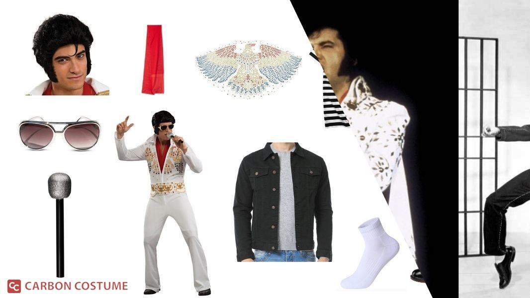 Elvis Presley Cosplay Tutorial