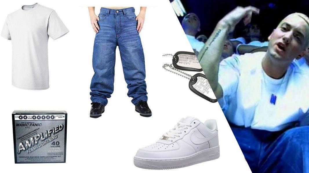 Eminem Cosplay Tutorial