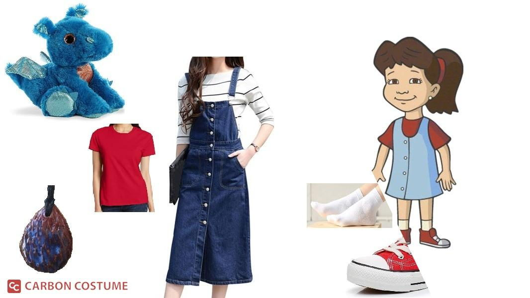 Emmy from Dragon Tales Cosplay Tutorial