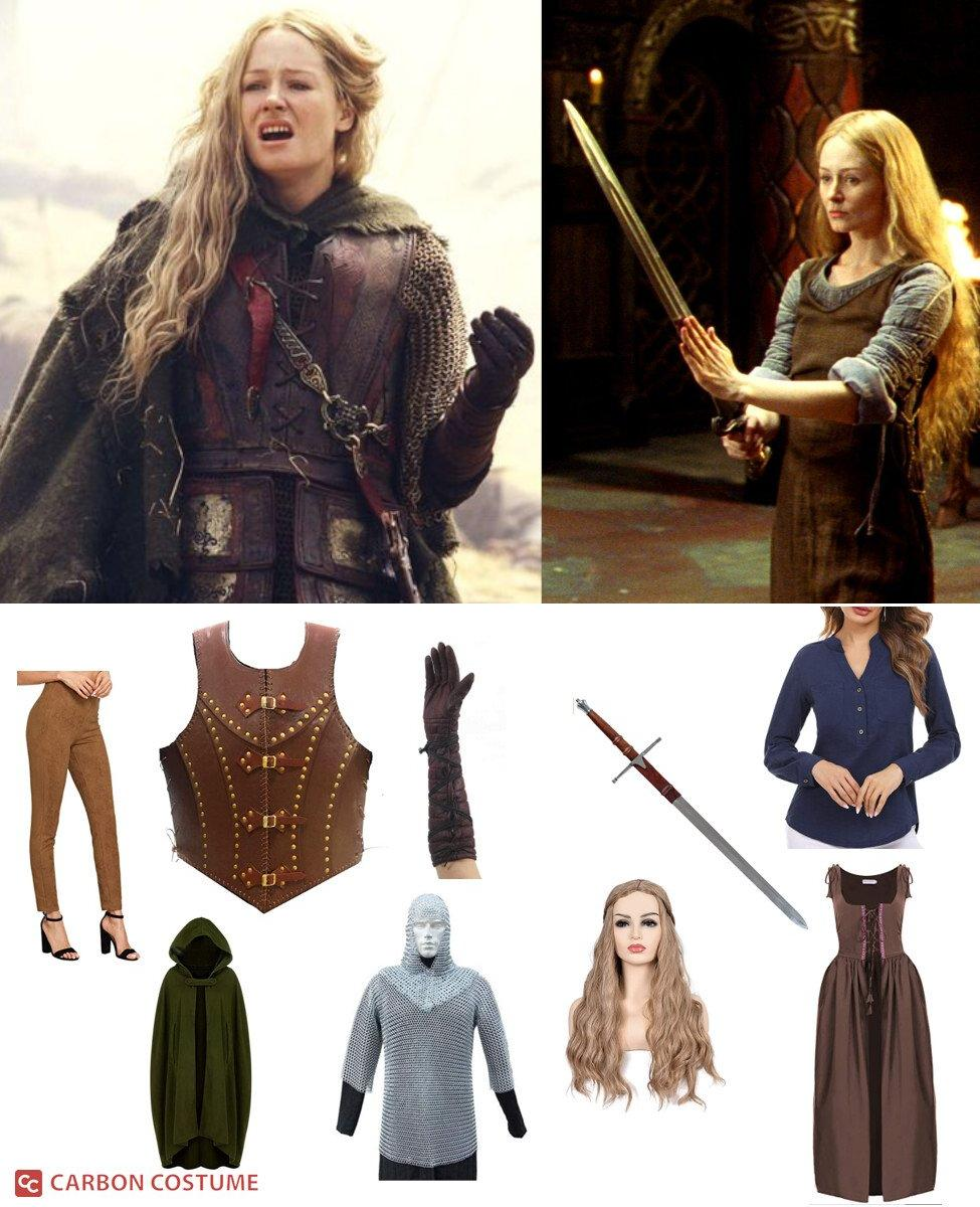 Éowyn from the Lord of the Rings Cosplay Guide