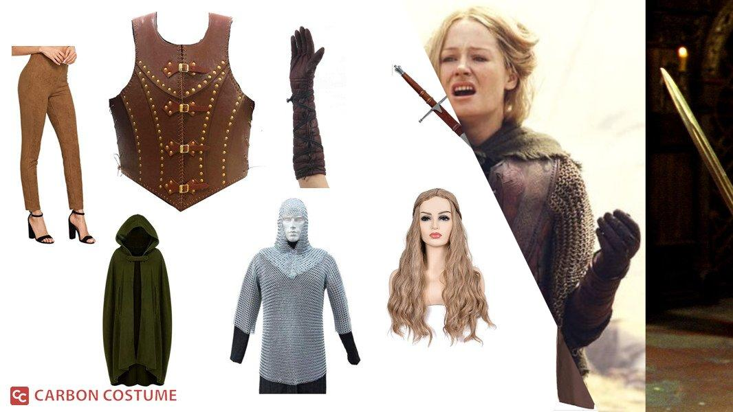Éowyn from the Lord of the Rings Cosplay Tutorial