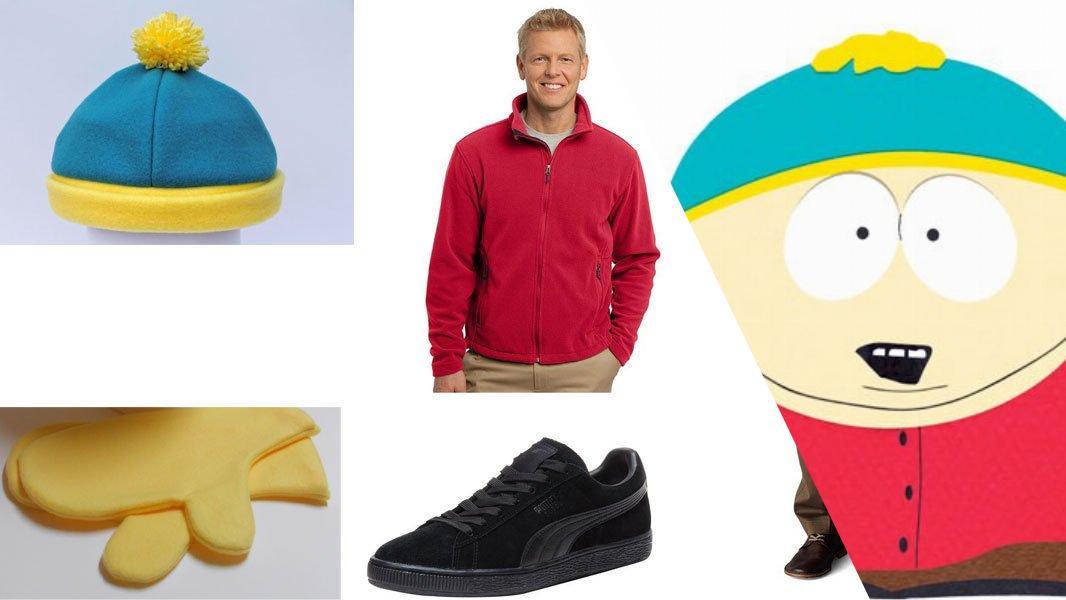 Eric Cartman Cosplay Tutorial