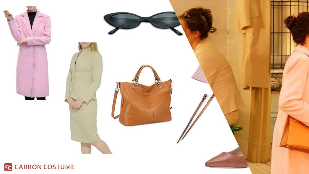 Etheline Tenenbaum from The Royal Tenenbaums Cosplay Tutorial