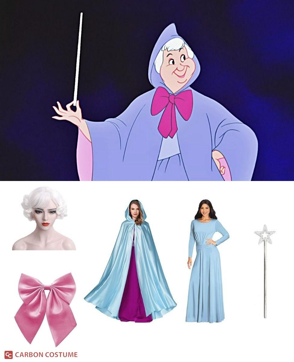 Fairy Godmother Cosplay Guide