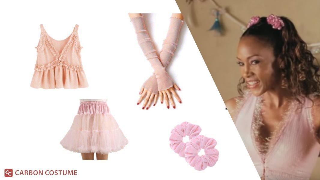 Fairy Lucinda from Ella Enchanted Cosplay Tutorial