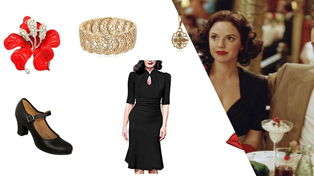 Faith Domergue Cosplay Tutorial