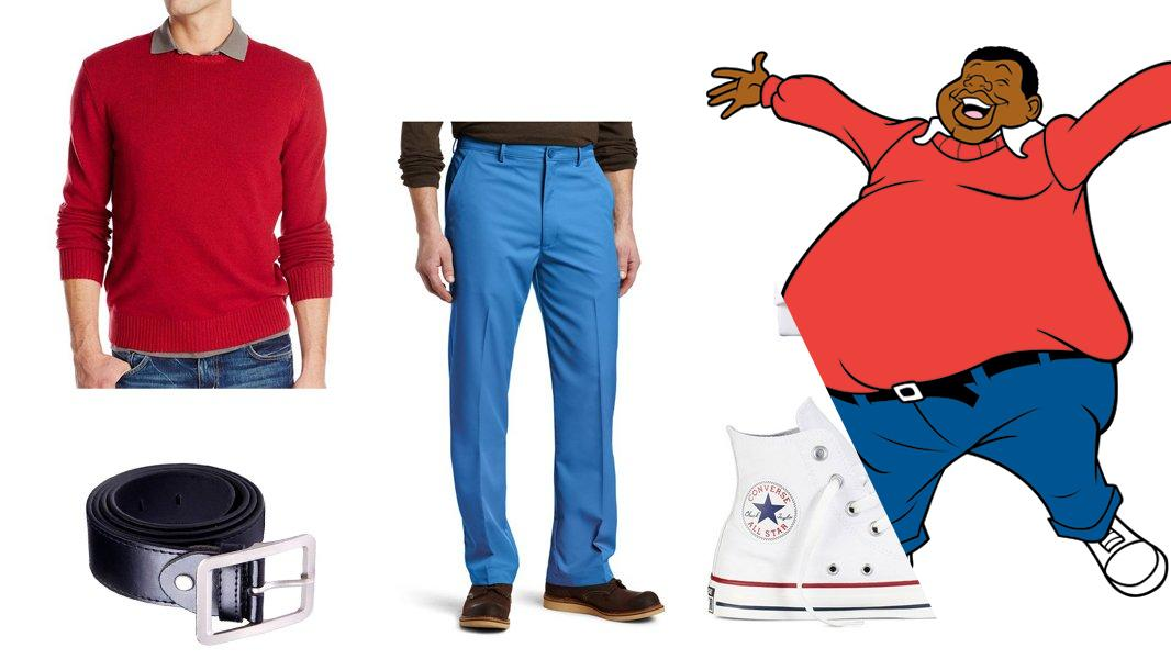 Fat Albert Cosplay Tutorial