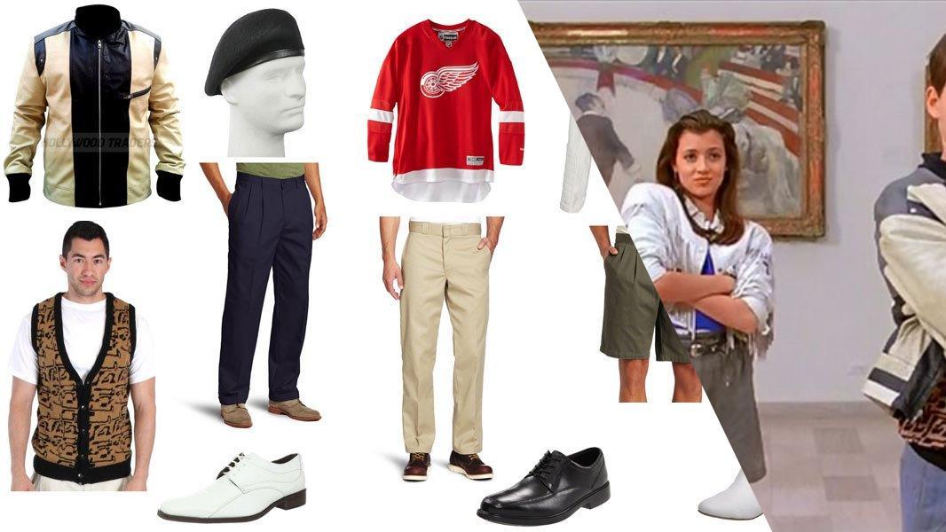 Ferris Bueller's Day Off Cosplay Tutorial