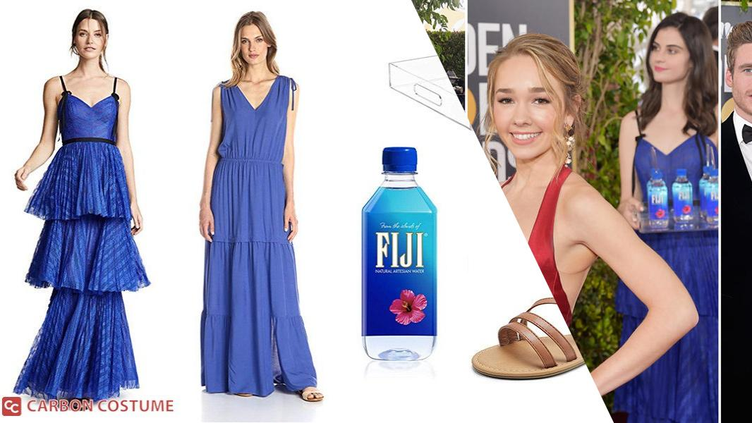 Fiji Water Girl Cosplay Tutorial