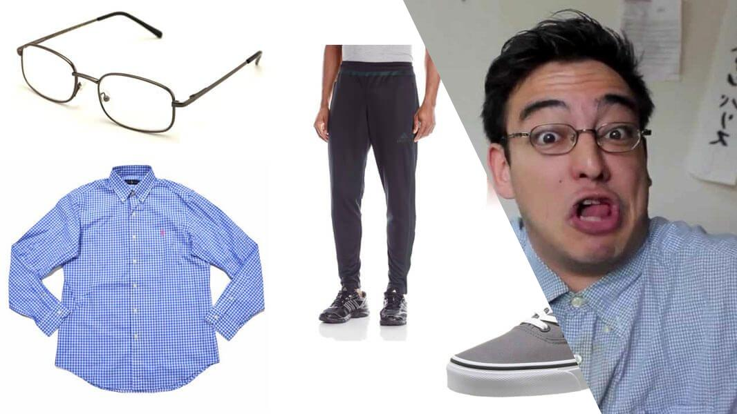 Filthy Frank Cosplay Tutorial