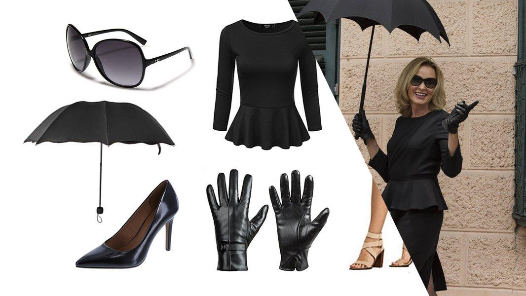 Fiona Goode from AHS: Coven Cosplay Tutorial