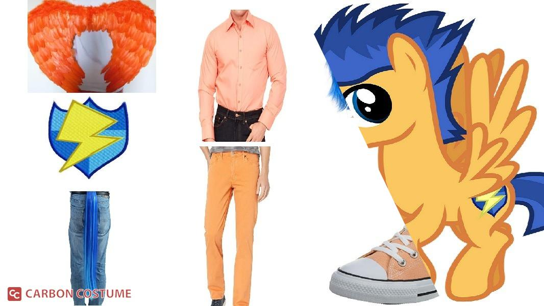Flash Sentry from My Little Pony Cosplay Tutorial