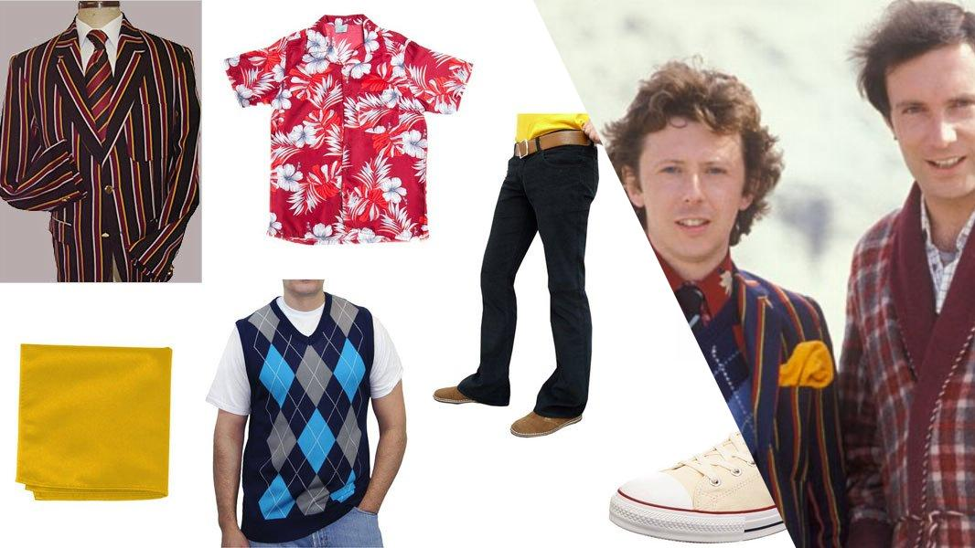 Ford Prefect Cosplay Tutorial