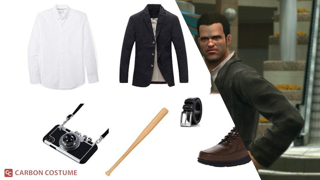 Frank West from Dead Rising 1 Cosplay Tutorial