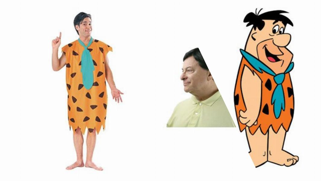 Fred Flintstone Cosplay Tutorial