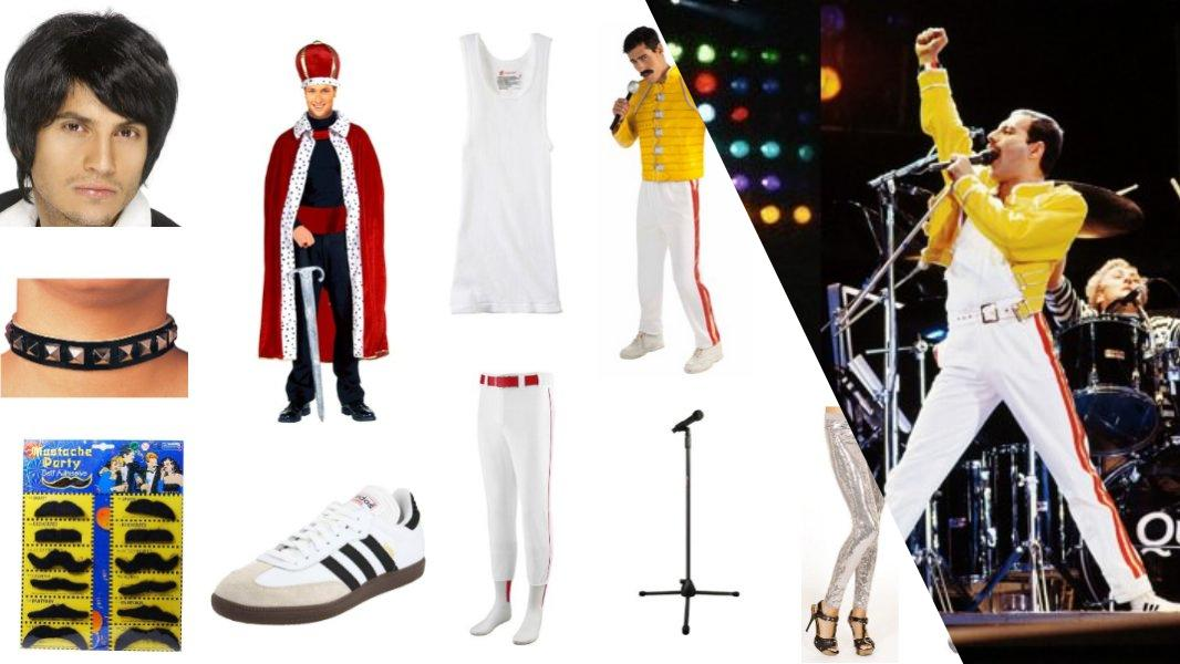 Freddie Mercury Cosplay Tutorial