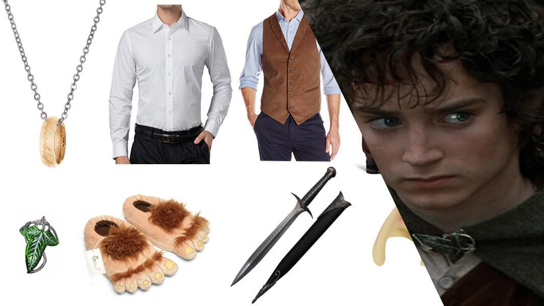 Frodo Baggins Cosplay Tutorial