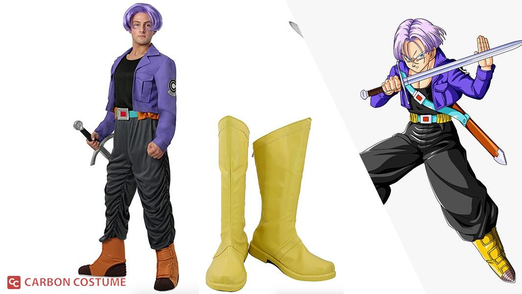 Future Trunks from Dragon Ball Z Cosplay Tutorial