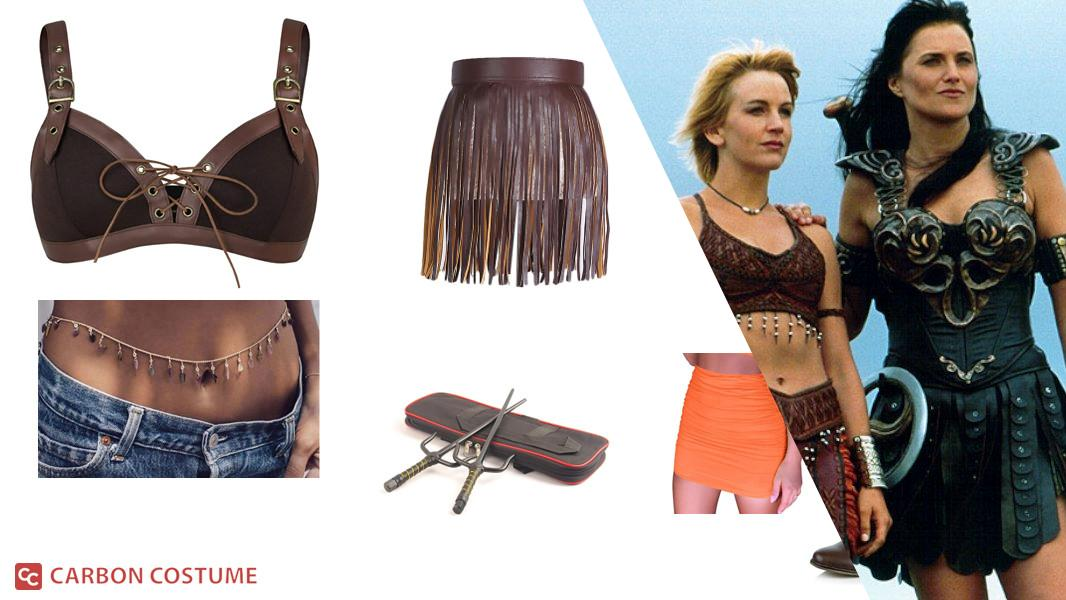 Gabrielle from Xena: Warrior Princess Cosplay Tutorial