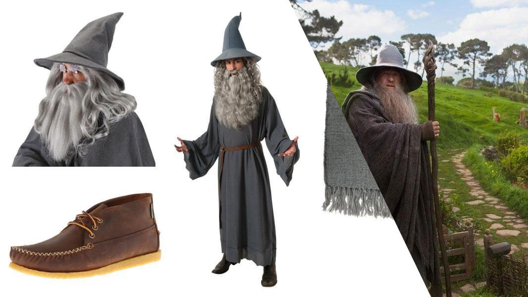Gandalf the Grey Cosplay Tutorial