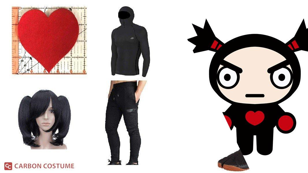 Garu from Pucca Cosplay Tutorial