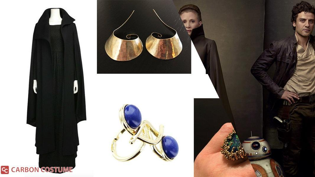 General Leia Organa from The Last Jedi Cosplay Tutorial