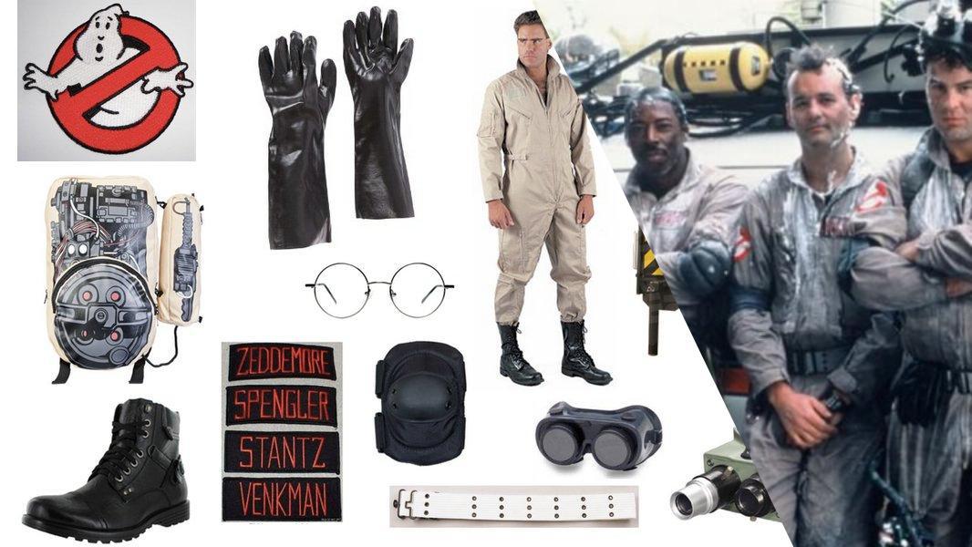 Ghostbusters Cosplay Tutorial