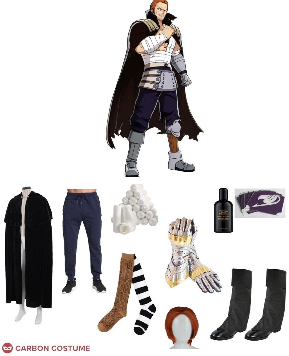 Gildarts Clive from Fairy Tail Cosplay Guide