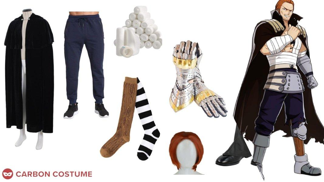 Gildarts Clive from Fairy Tail Cosplay Tutorial