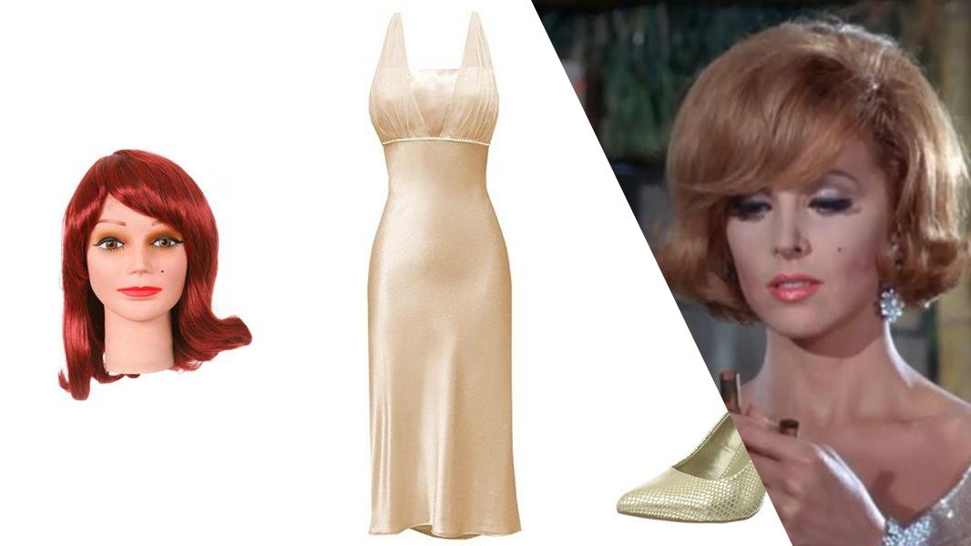Ginger Grant Cosplay Tutorial